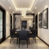 Family Restaurant Interior