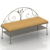 Bedroom Luxury Benche Furniture