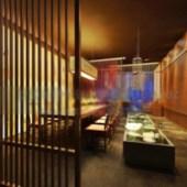 Interior Restaurant Space 3dmax Model