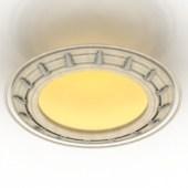 Cream-colored Ceiling