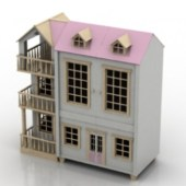 Pink Romantic Villa