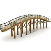 Free 3dmax Model Of Roads And Bridges