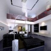 Modern Asia Living Room