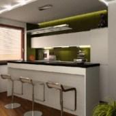 Boutique Kitchen Scene