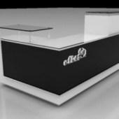 Corner Cabinet Free 3dmax Model