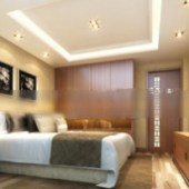Free 3dmax Model Of Hotel Rooms