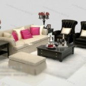 Noble Style Sofa