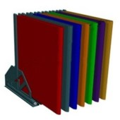 Books Bookshelf Free 3dmax Model