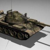 T-55 Russian Tank