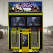 Time Crisis  Arcade Machine