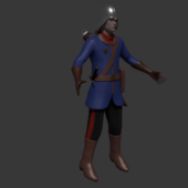 Guard Cross Bowman
