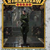 Engel Officer Tactic Warhammer