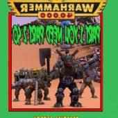 Ork Boyz Warhammer