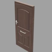 Low Poly Door