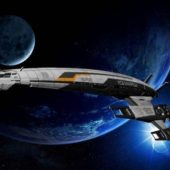 Ssv Normandy Sr2 Cerberus (mass Effect 2)