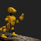 Robot Dog Animation