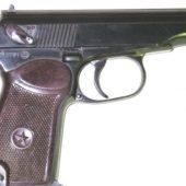 Pistol Of Makarov