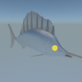 Sail Fish Animal