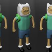 Finn Human Character