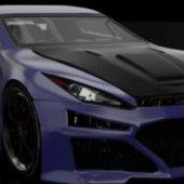 Lexus Lfa Car