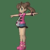 Pokemon Anime Girl Character