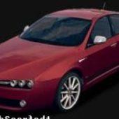 Car Alfa Romeo 159 Ti