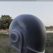 Daftpunk Helmets