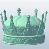 Norwegian Prince Crown