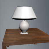 Lamp Low Poly