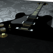 Lucille Electric Guitar