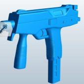 Us Machine Pistol Gun