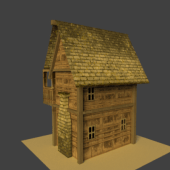 Building Small Cottage