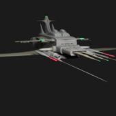 Spaceship Cruiser