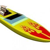 Sea Speed Boat