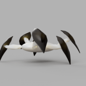 Spider Robot Hexapod