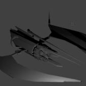 Stalker Space Ship