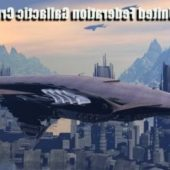 Us Galactic Cruiser