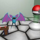 Zubat Pokemon Character