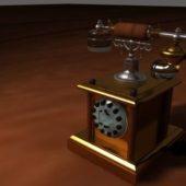 Old 19th Century Telephone