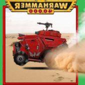 Warbuggy Ork Car