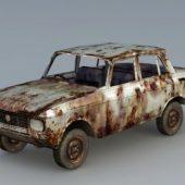 Vehicle Abandoned Car