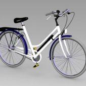 Comfort Bike Sport Vehicle
