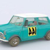 Car Mini Cooper S Coupe