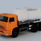Industry Oil Tank Truck