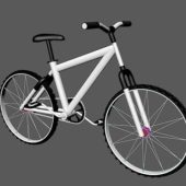 Touring Bike Vehicle