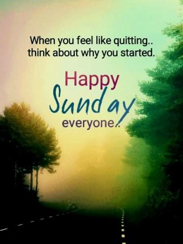 Happy Sunday Image