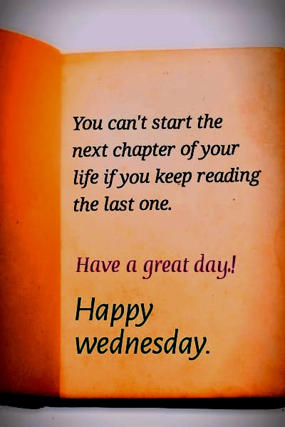 Happy Wednesday Quotes with Images