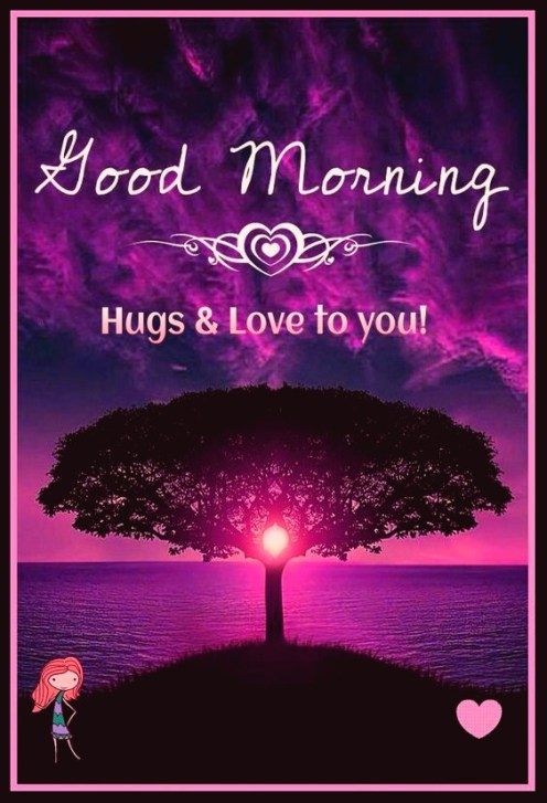 Good Morning Hugs Images