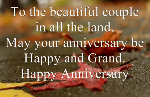 71 Awesome Happy Wedding Anniversary Wishes Greetings Messages Images SMS Parents Sister Wife