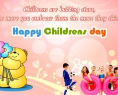Happy Childrens Day Wishes Messages Quotes Greetings imges pictures pics e cards